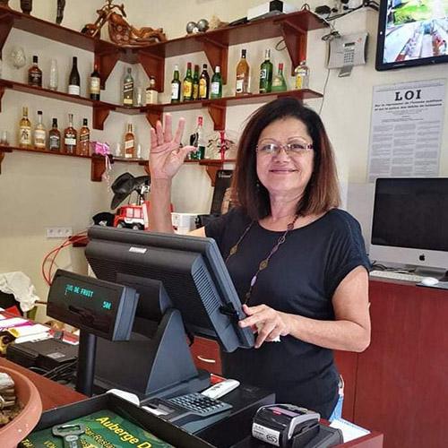 Auberge De Gaulle - Voh Caledonie - Chantal