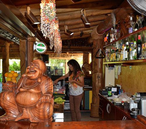 Auberge De Gaulle - Voh Caledonie - Bar