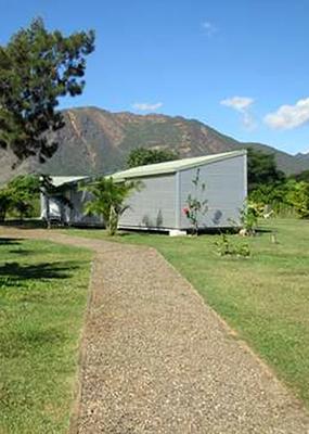 Auberge De Gaulle - Voh Caledonie - Hébergement - Extérieur