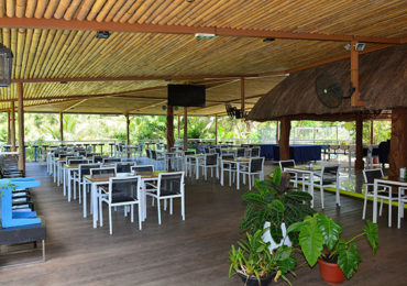 Auberge De Gaulle - Voh Caledonie - Restaurant